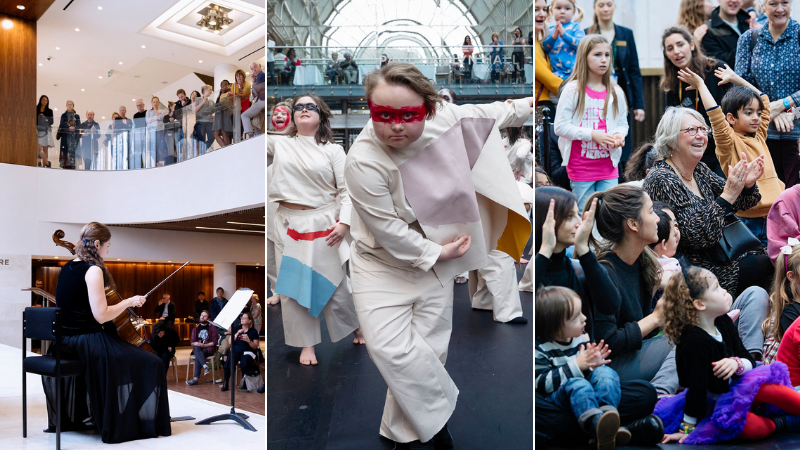 Royal Opera House to thank NHS workers with programme of live, world-class ballet and opera