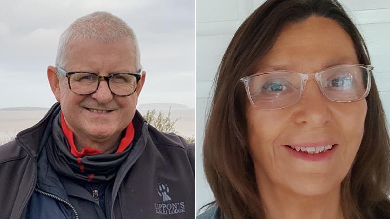 Two trustees join Tŷ Hafan's board