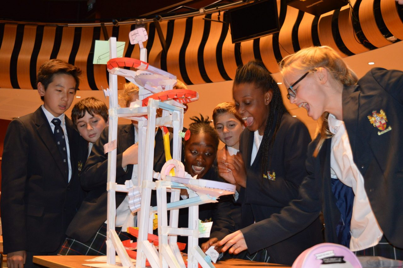 Empowering young people to tackle green challenges using STEM