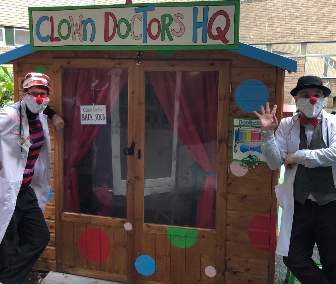 Children's charity encourages North East to 'be silly' in a bid to raise funds