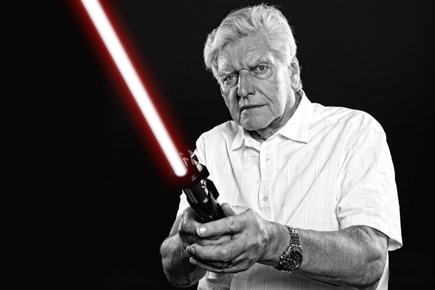 Auction of Darth Vader actor's private Star Wars collection to benefit Alzheimer's Research UK