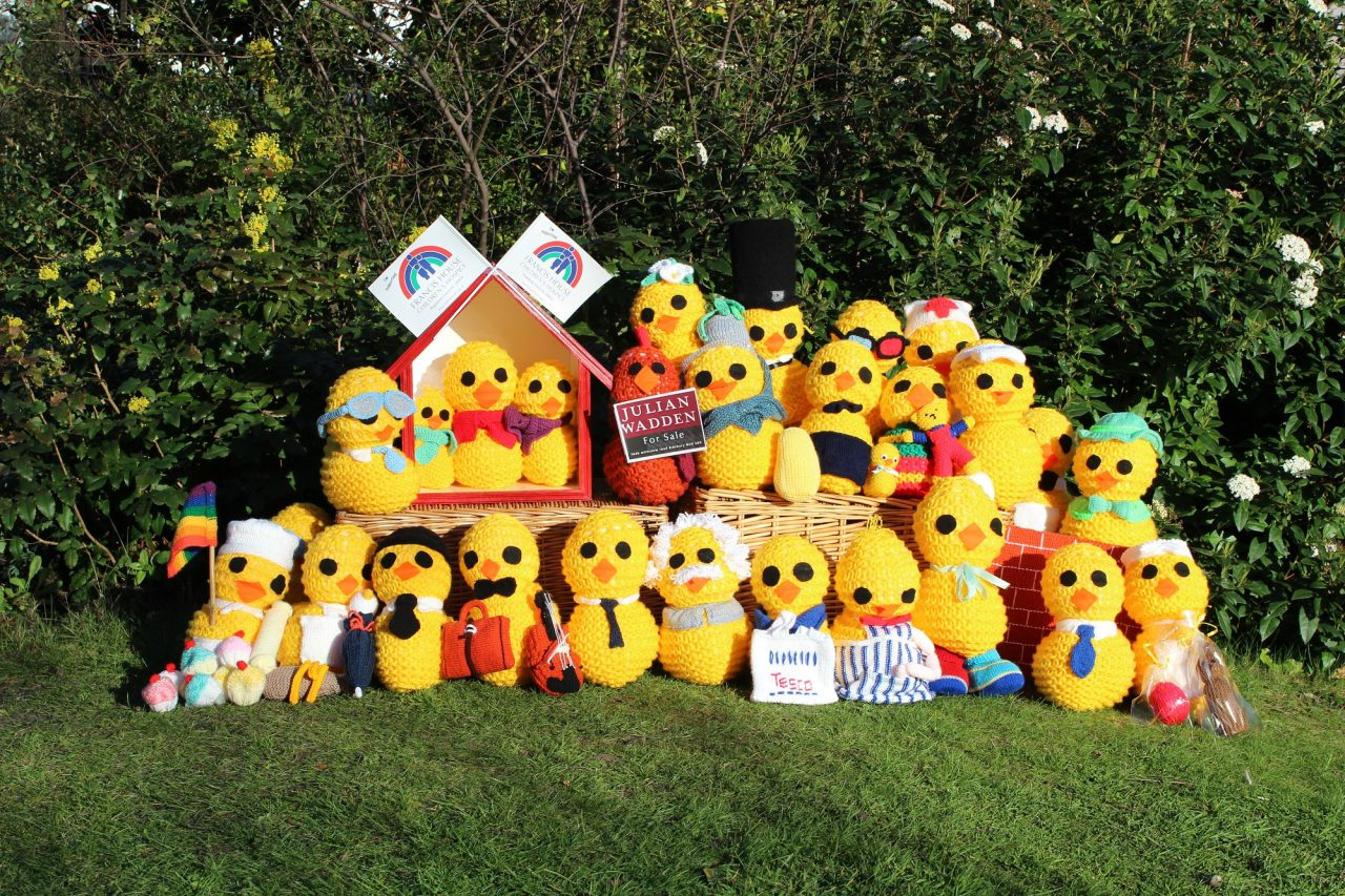 Francis House Children's Hospice seeks players for virtual Easter chick hunt