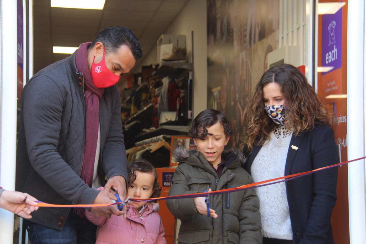 Income and donations soar upon return of EACH shops