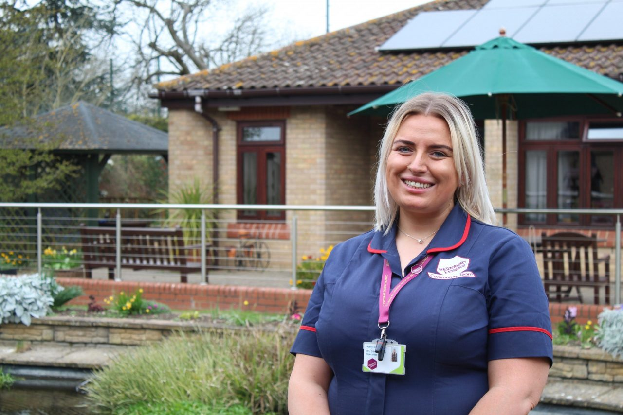 Hospice supporters challenged to walk in the 'Steps of a Nurse' as part of new virtual fundraising event