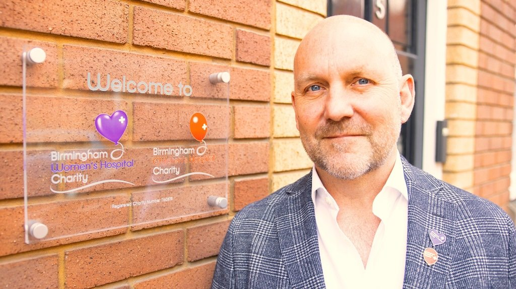 Birmingham Women's and Children's Hospital Charity appoints new CEO
