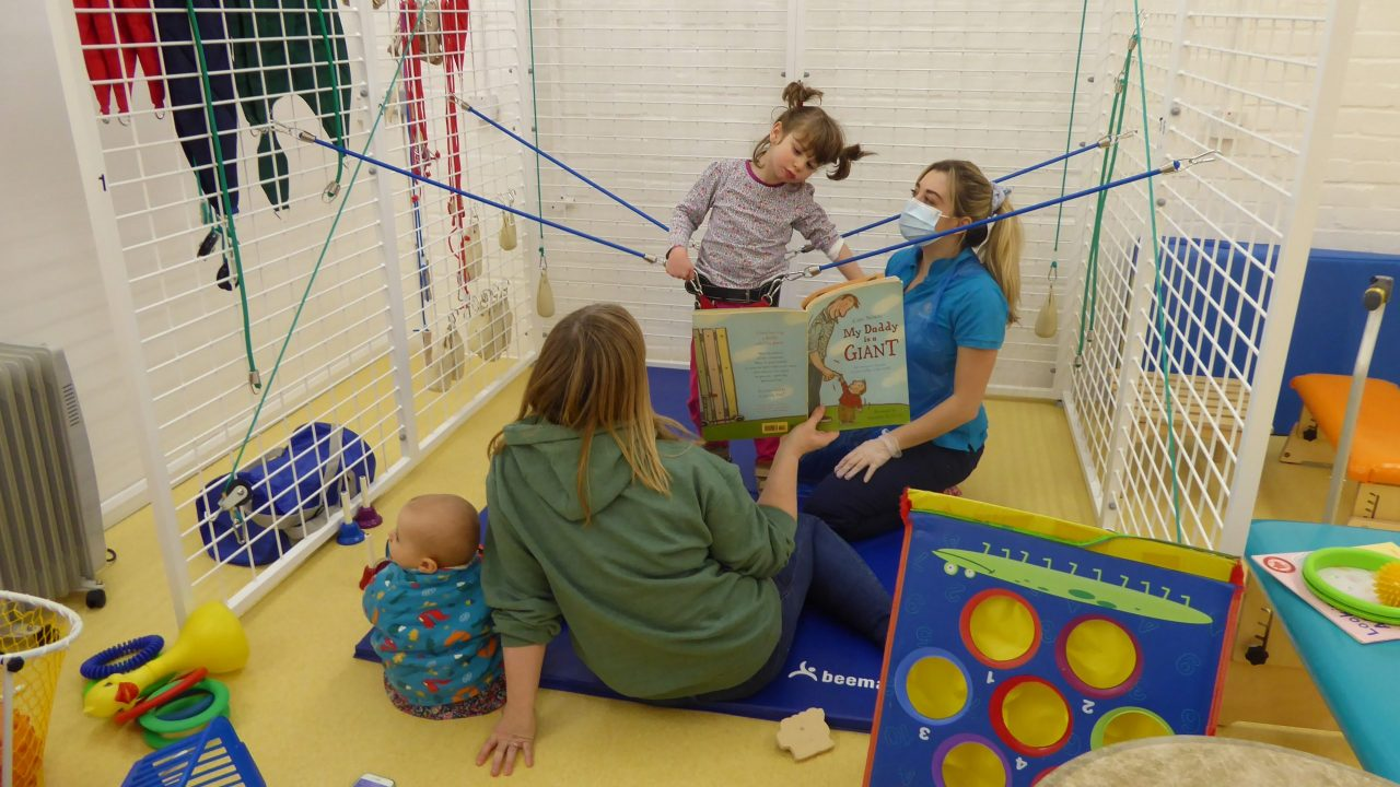 New local partnership providing counselling support for families of disabled children