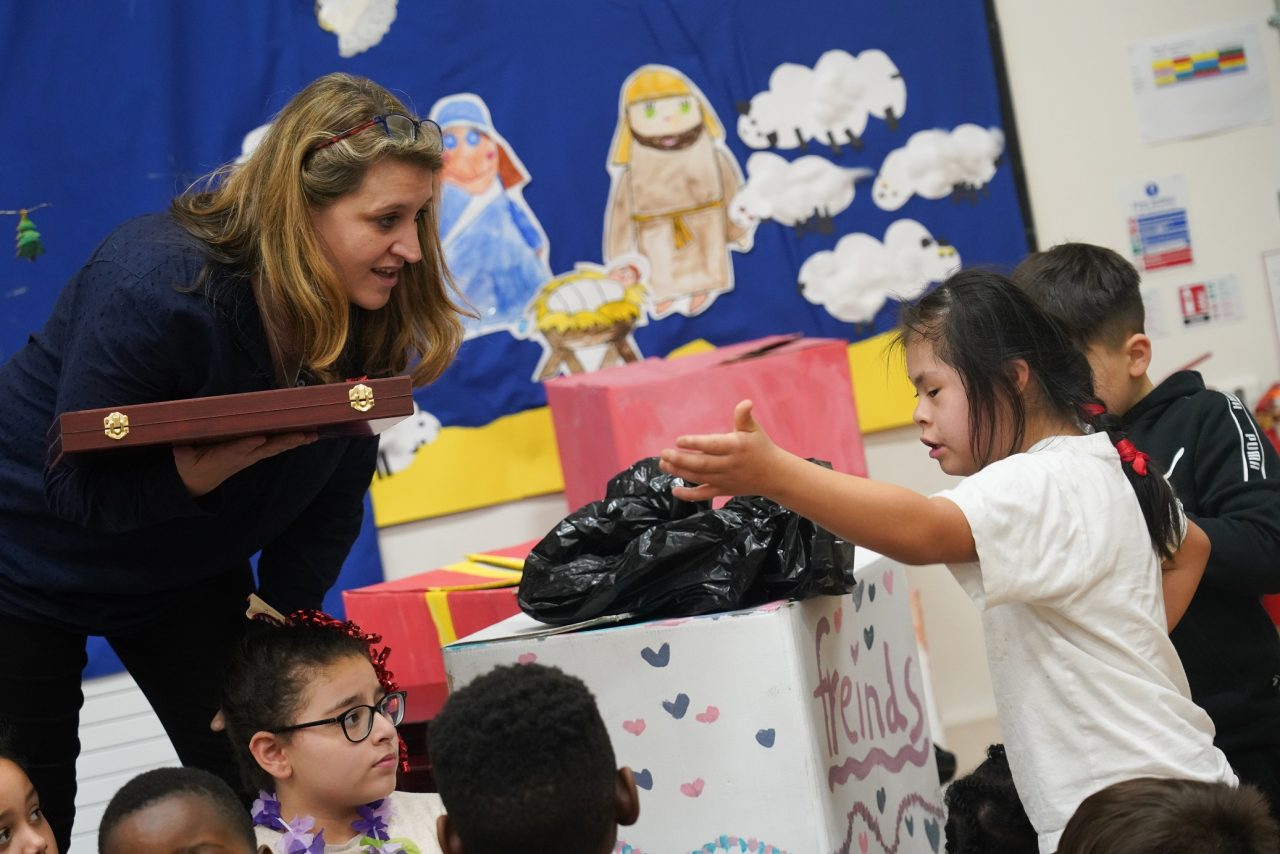 Young 'artists in training' get creative in Camden