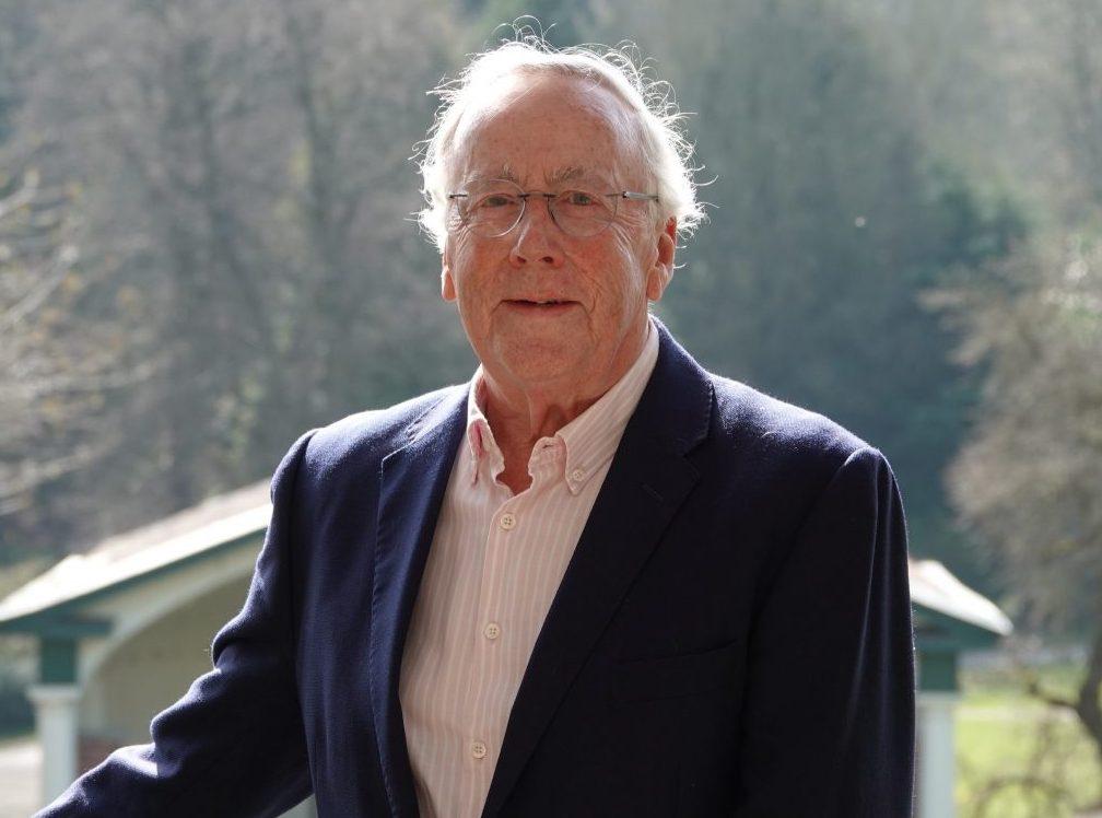 Peter Blackburn CBE announced as Harrogate International Festivals' new President