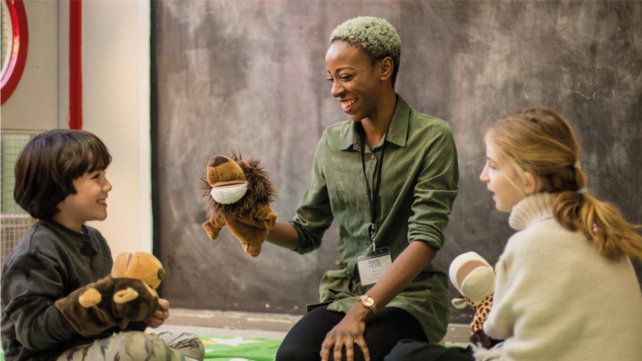 Local churches bridge a gap in therapy services for children and families across the UK