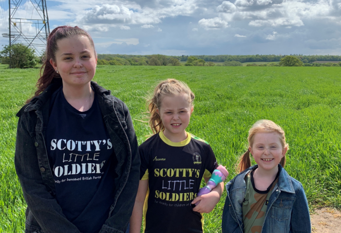 Scotty's Little Soldiers May Marathon challenge returns for its fifth consecutive year