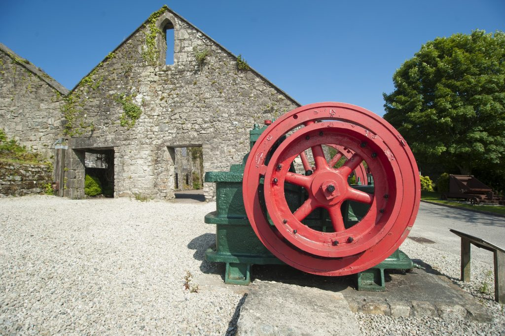 Wheal Martyn Trust receives £47,996 from the Culture Recovery Fund