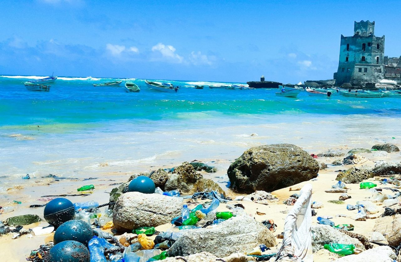 Earth Day: A little plastic goes a long way