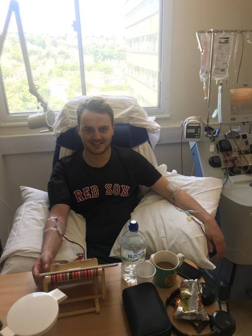Newcastle students help save the lives of people with blood cancer