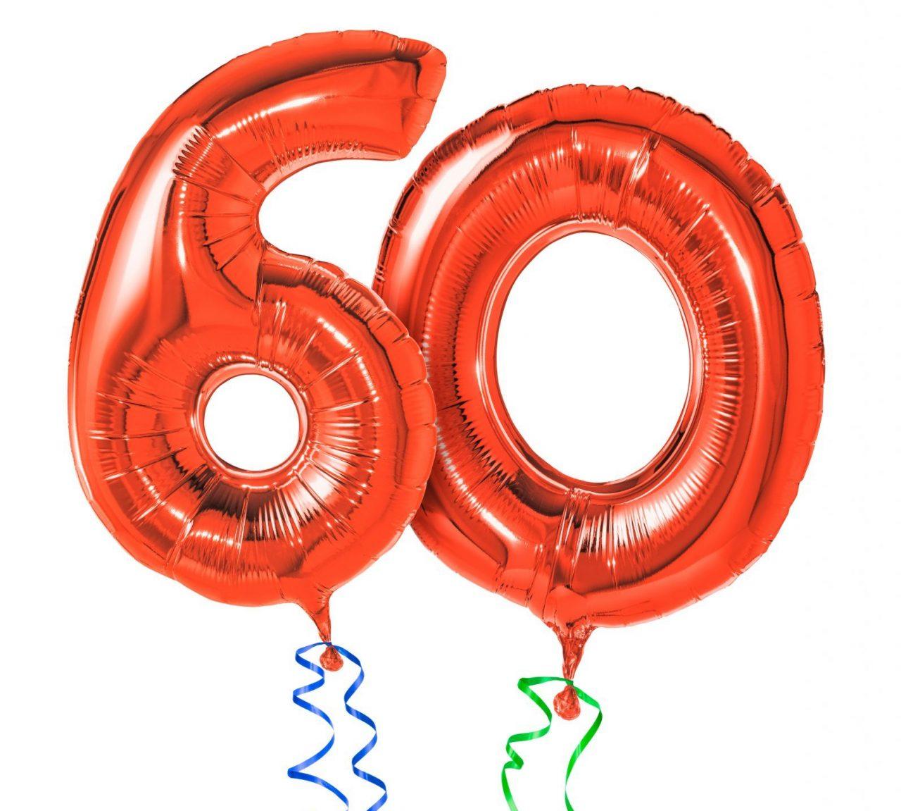Celebrate British Heart Foundation's 60th Birthday