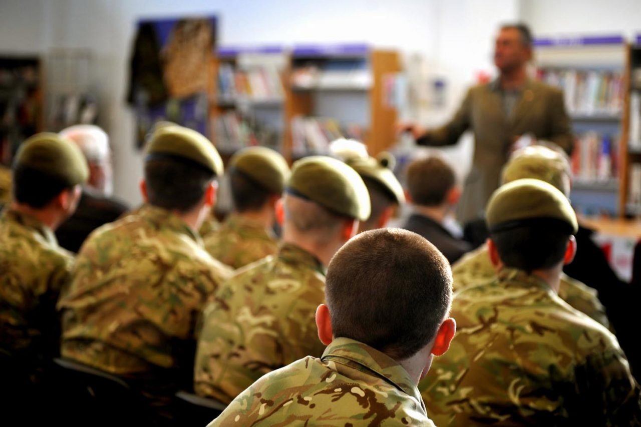 Armed Forces veterans will face major challenges unless action is taken now