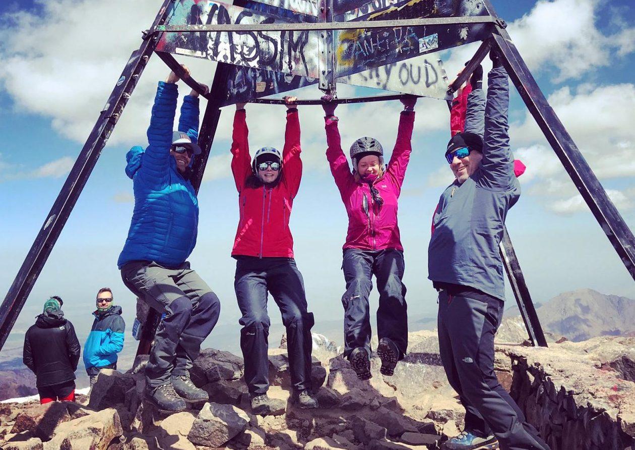 Hospice announces adventurous 2022 mountain trek