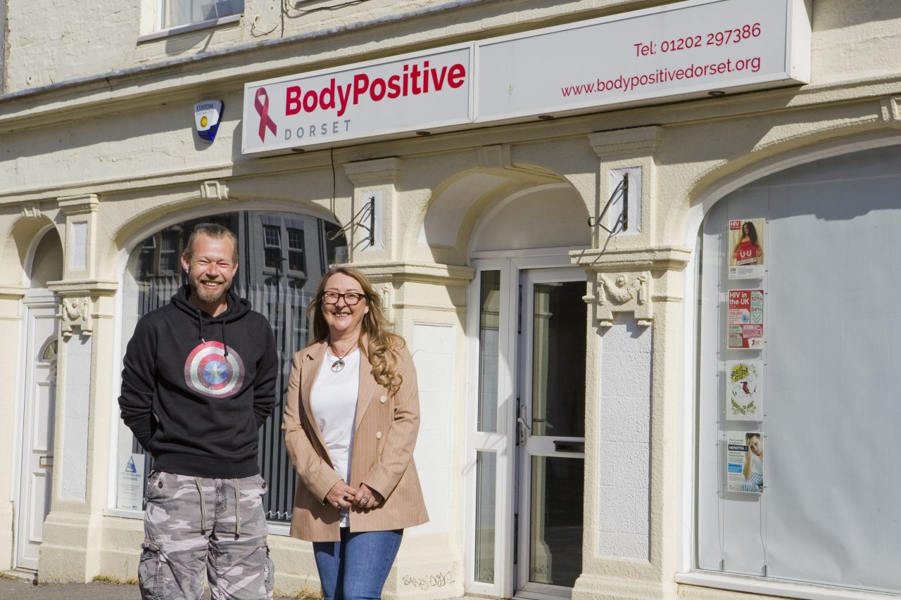 Talbot Village Trust awards Body Positive funds to improve community support centre