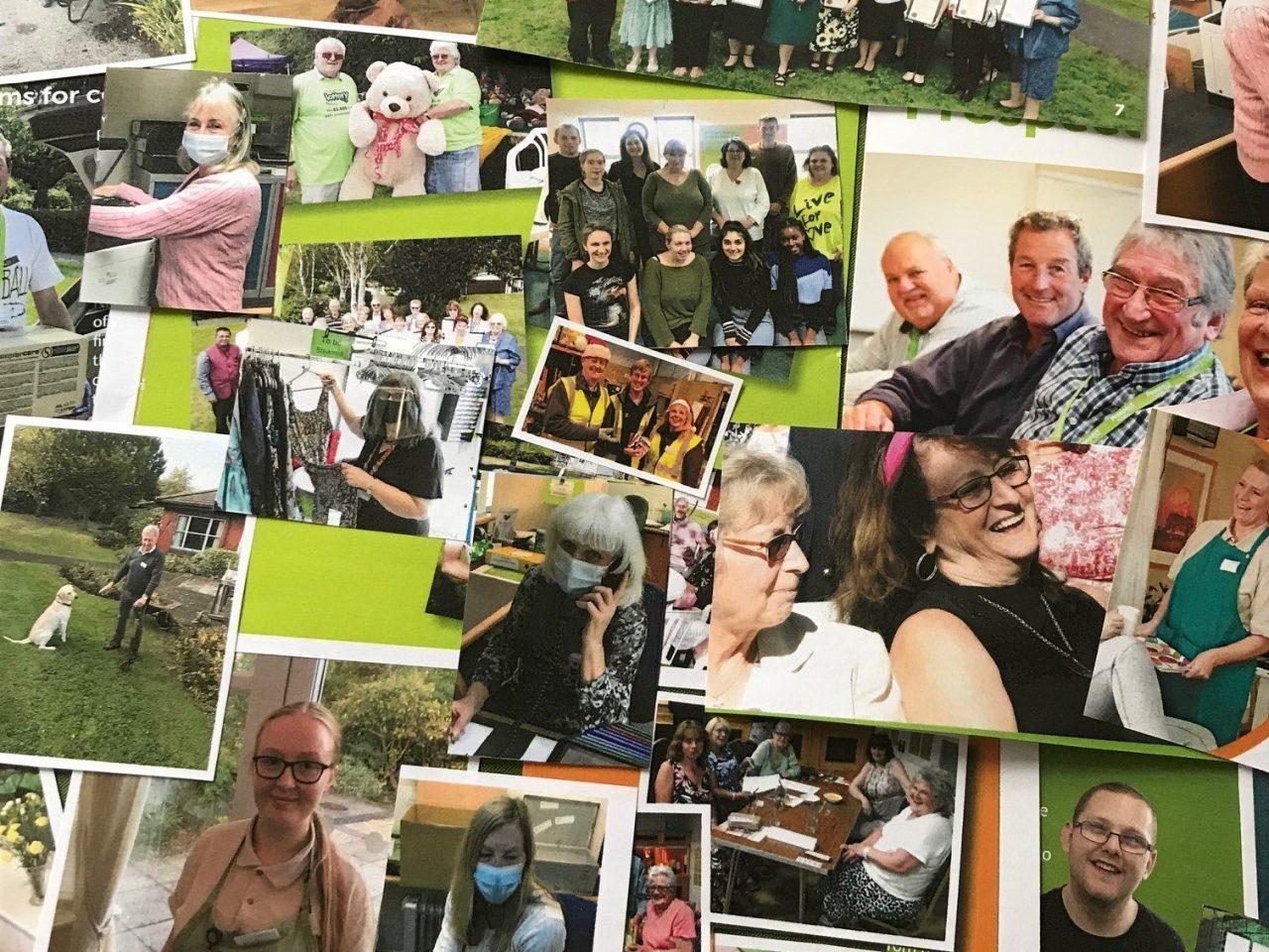 Hospice thanks unsung heroes ahead of Volunteers' Week