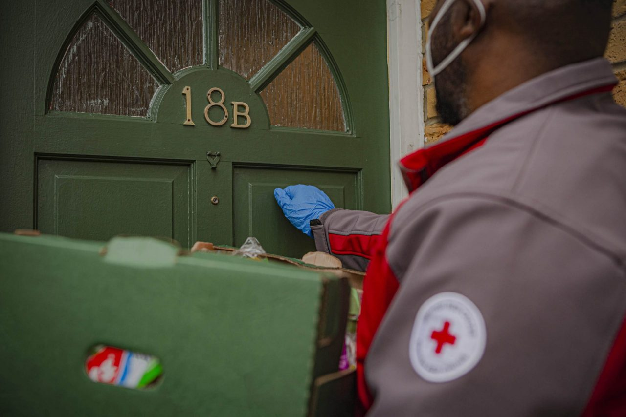 British Red Cross turns to digital mapping to help meet increased demand for support due to COVID-19
