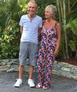 Why bereavement group has been a 'big hug' for former teacher after sudden death of beloved husband