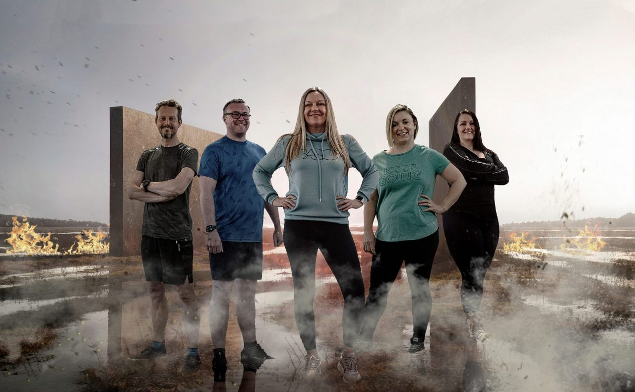 Warriors to turn mud into money for hospital charity