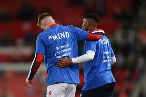 Mind joins EFL Clubs to Kick-Off Mental Health Awareness Week with 'Mile for Mind'