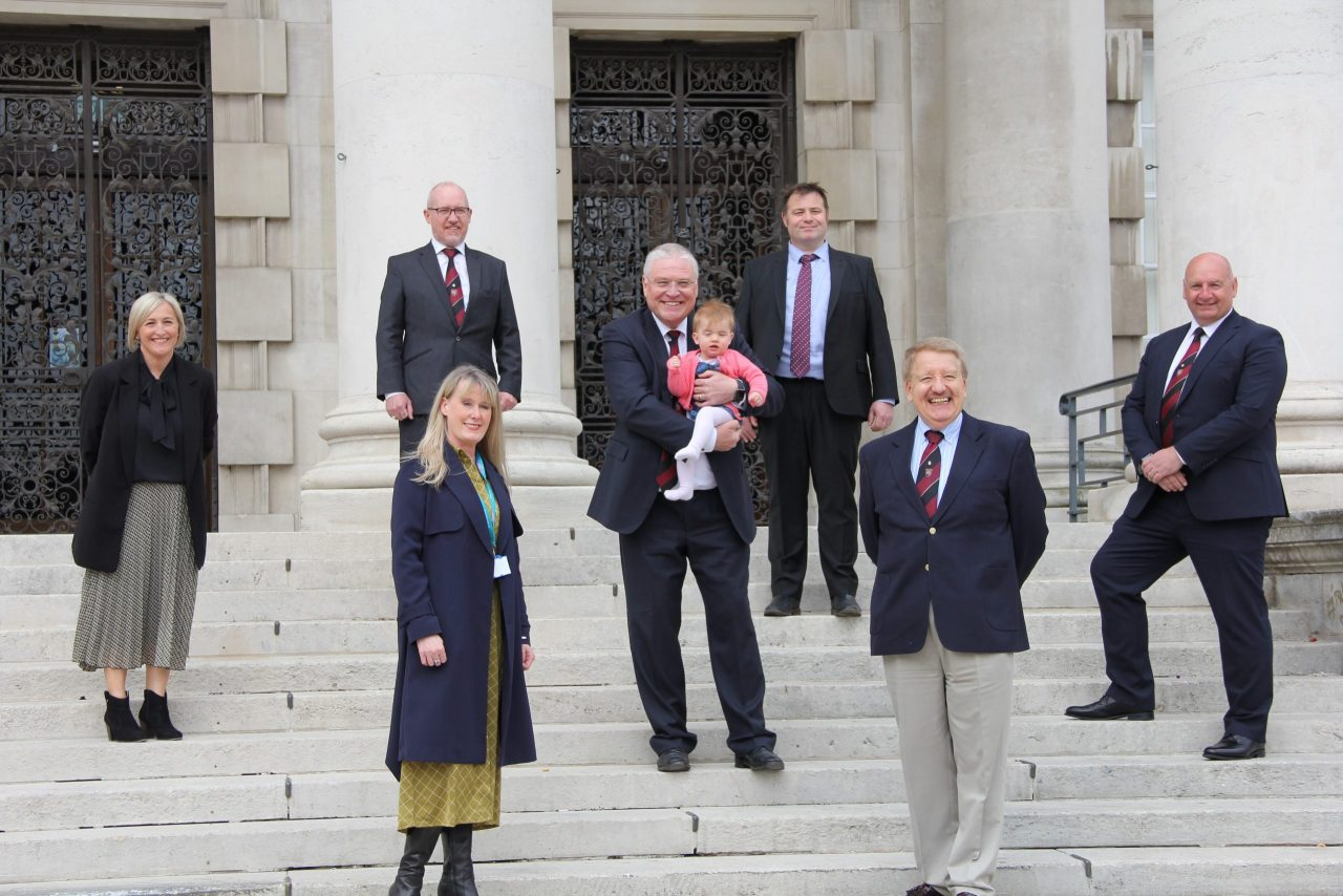 Freemasons prove they are 'all heart' with £29,000 hospital donation