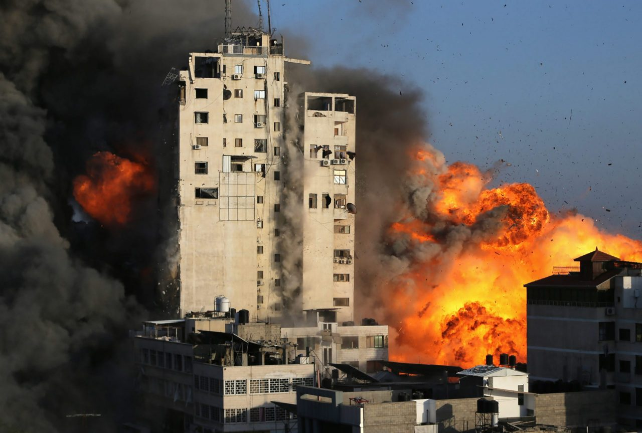 MPs take unprecedented step to end the bombing of civilians