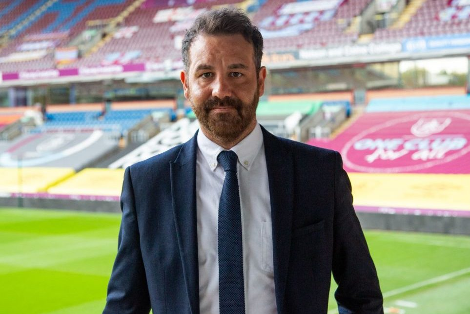 Burnley FC in the Community appoints new head of business partnerships