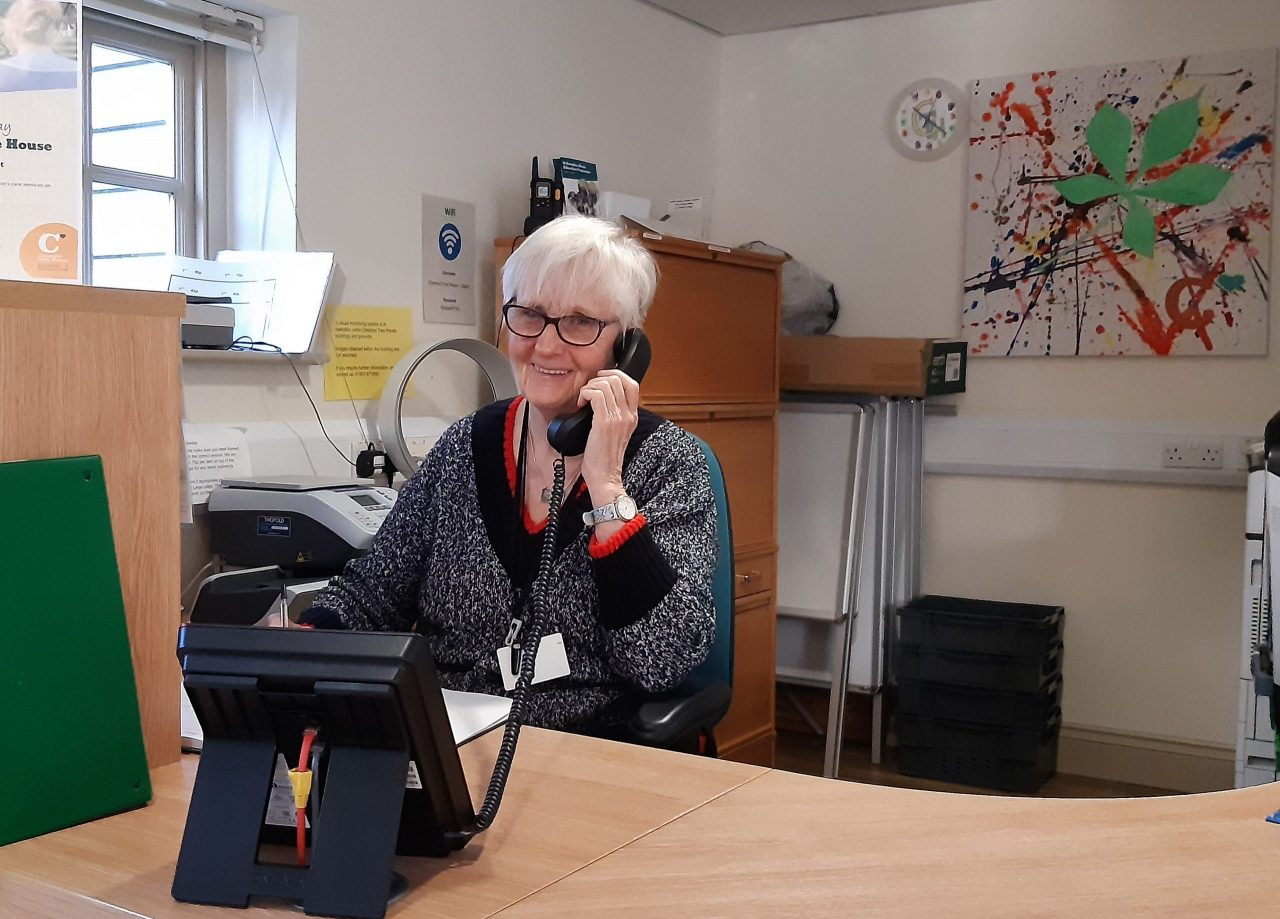 Local hospices thank invaluable volunteers