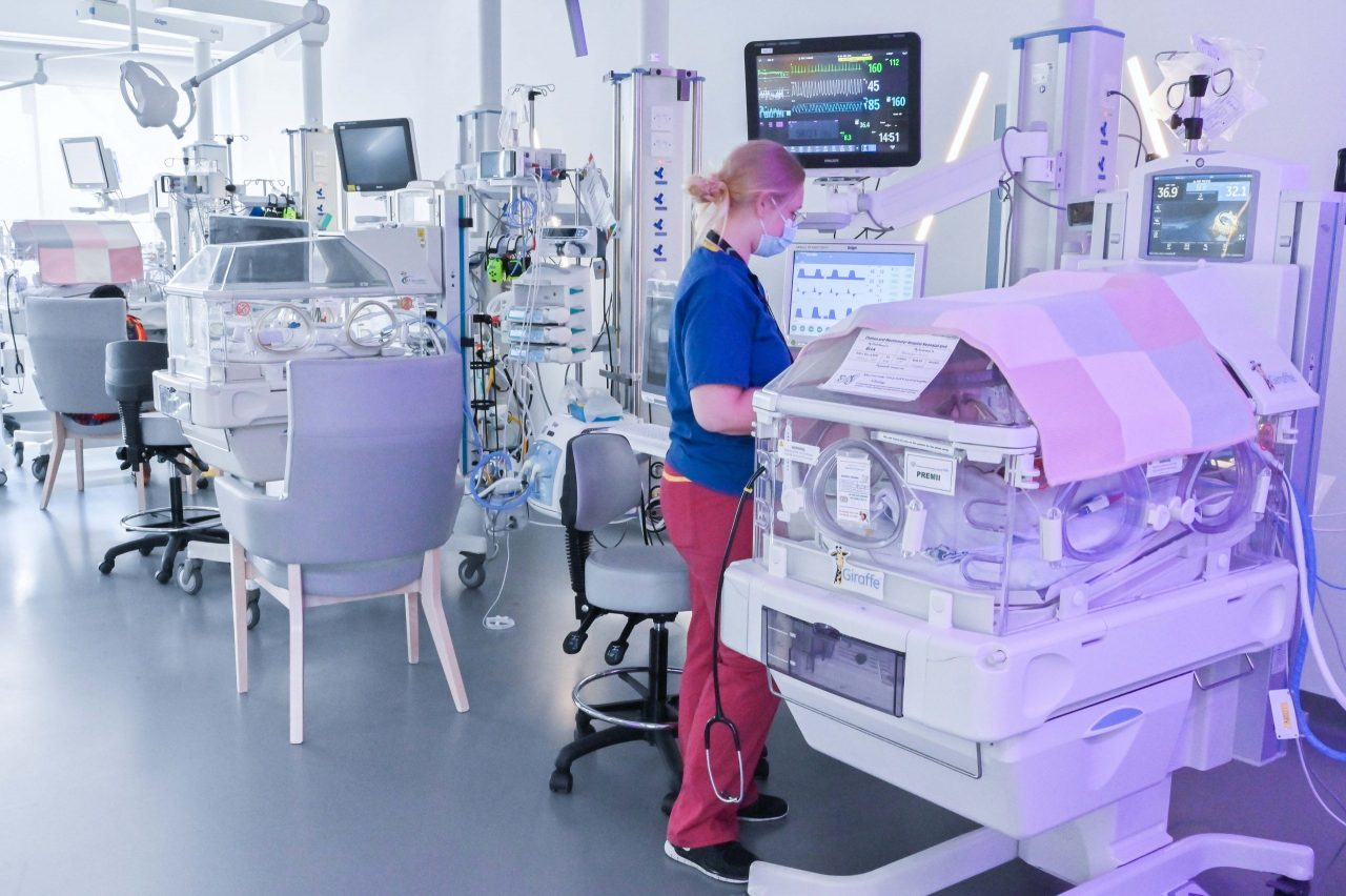 World-class Adult and Neonatal Intensive Care Units open