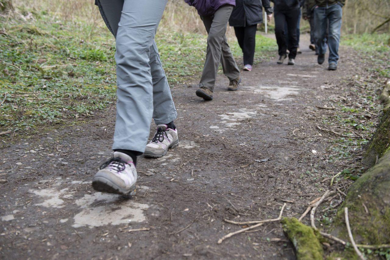 Glasgow volunteers signpost the way to better health