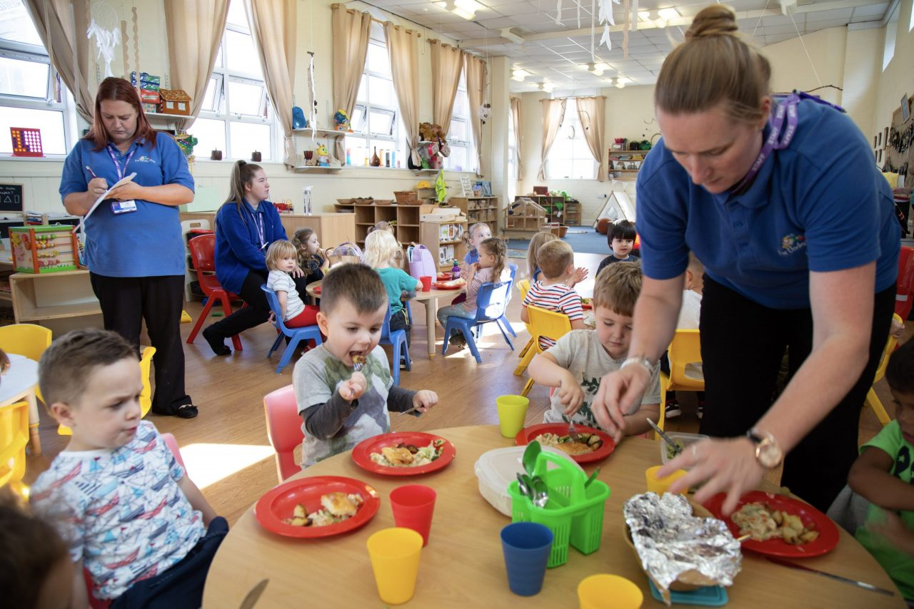 Vitamin Angels UK tackles childhood food insecurity in NDNA partnership