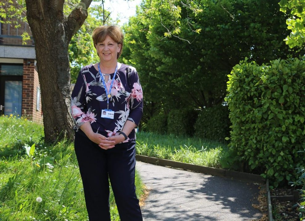 Dementia UK and hospital trust pioneer specialist nursing role