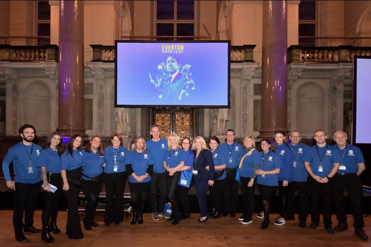 Everton in the Community honoured with The Queen's Award for Voluntary Service