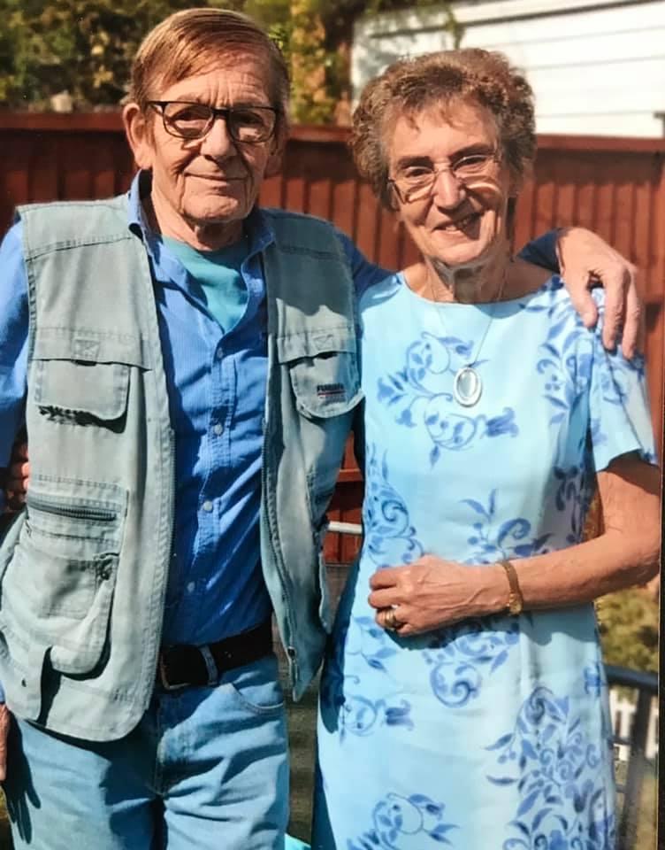Hospice employee remembers beloved mum by planting wildflowers in her memory