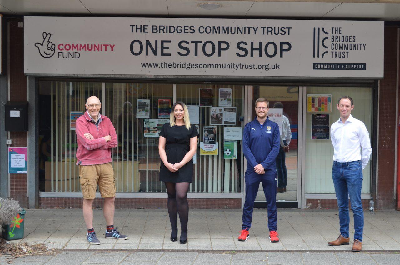 Nottingham charities partner to launch volunteering scheme