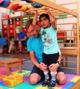 Disability charity benefits from BBC Children in Need funding