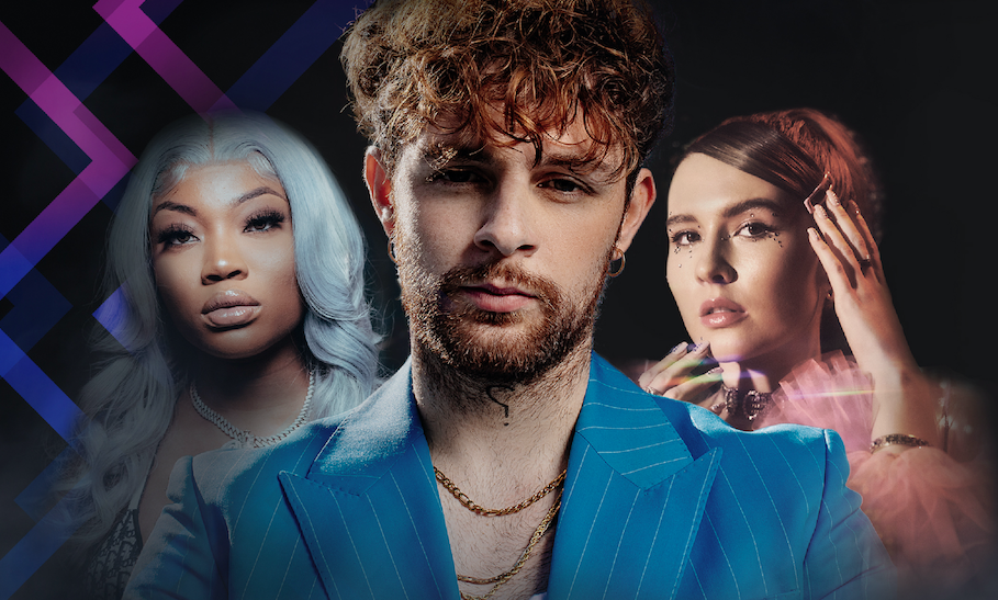 Amazon 'Prime Day Live': Tom Grennan, Mimi Webb and Shaybo to perform at livestreamed event