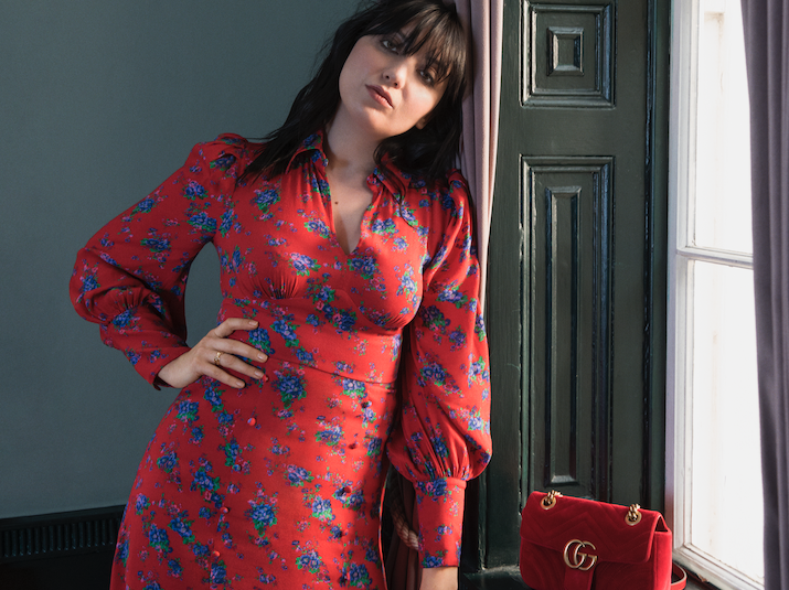 Daisy Lowe partners with resale site Cudoni to raise money for charity