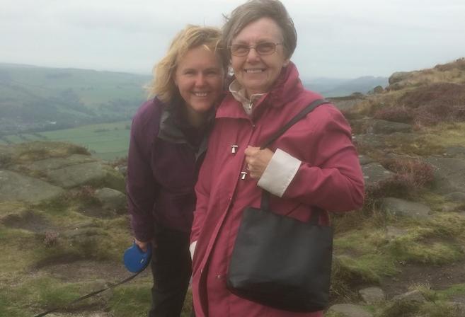 100km Peak District walk for wonderful Mum