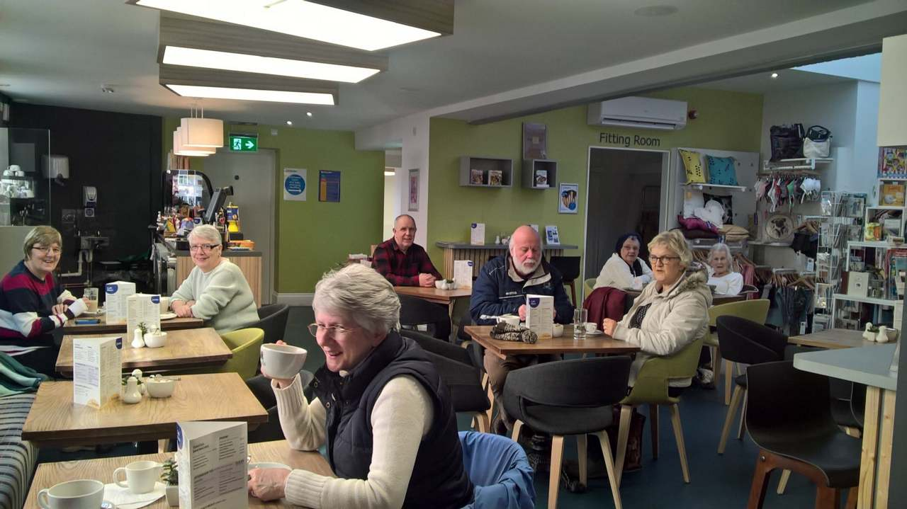 St Barnabas Hospice to close Spalding Cafe