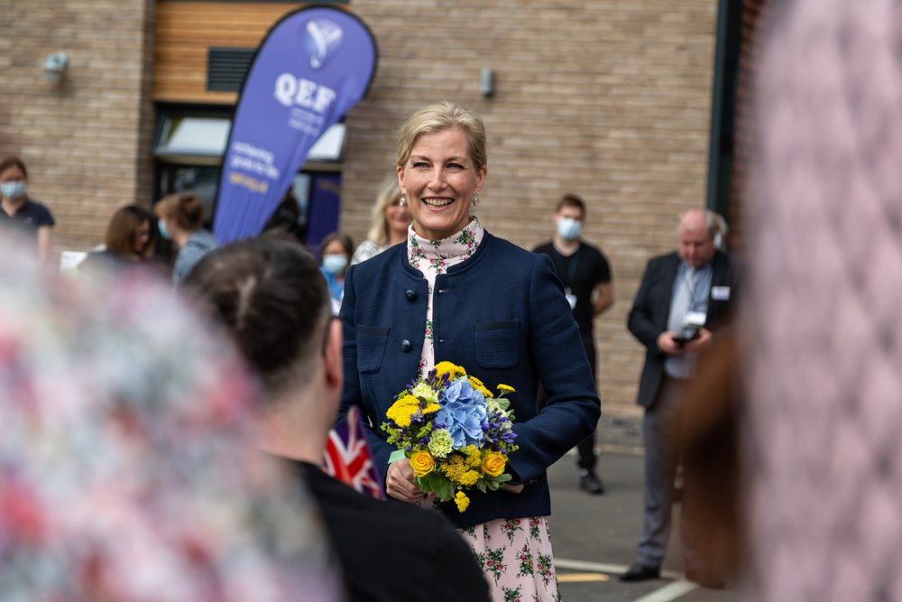 HRH The Countess of Wessex opens new Care and Rehabilitation Centre