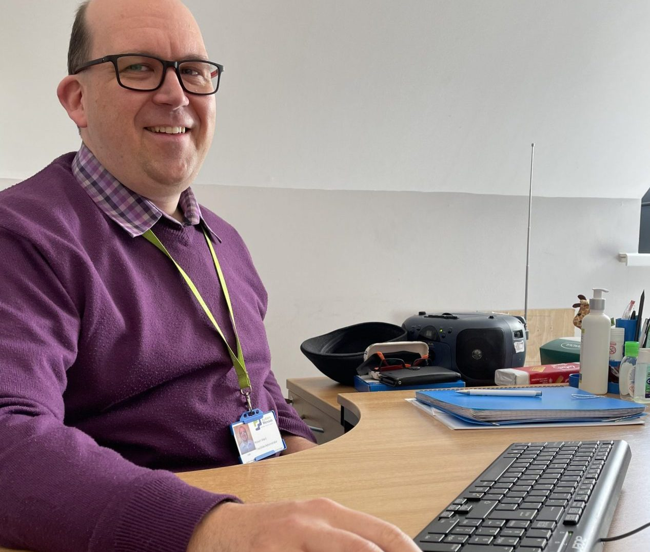 Employee living with autism urges businesses to recruit neurodiverse staff