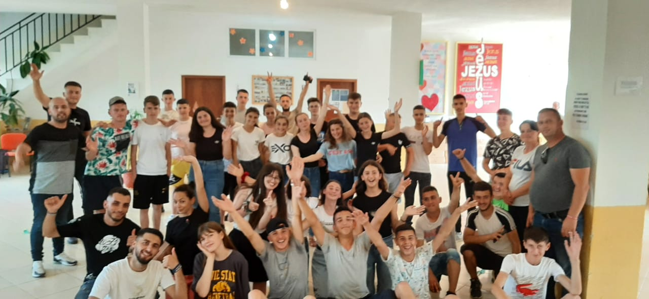 Adopt-A-Child: Summer Youth & Children's Camps held in Albania