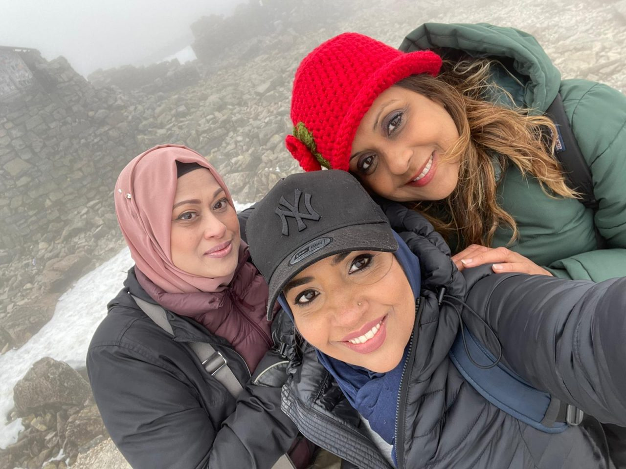 Shamim's Ben Nevis charity trek in memory of two uncles who died with COVID