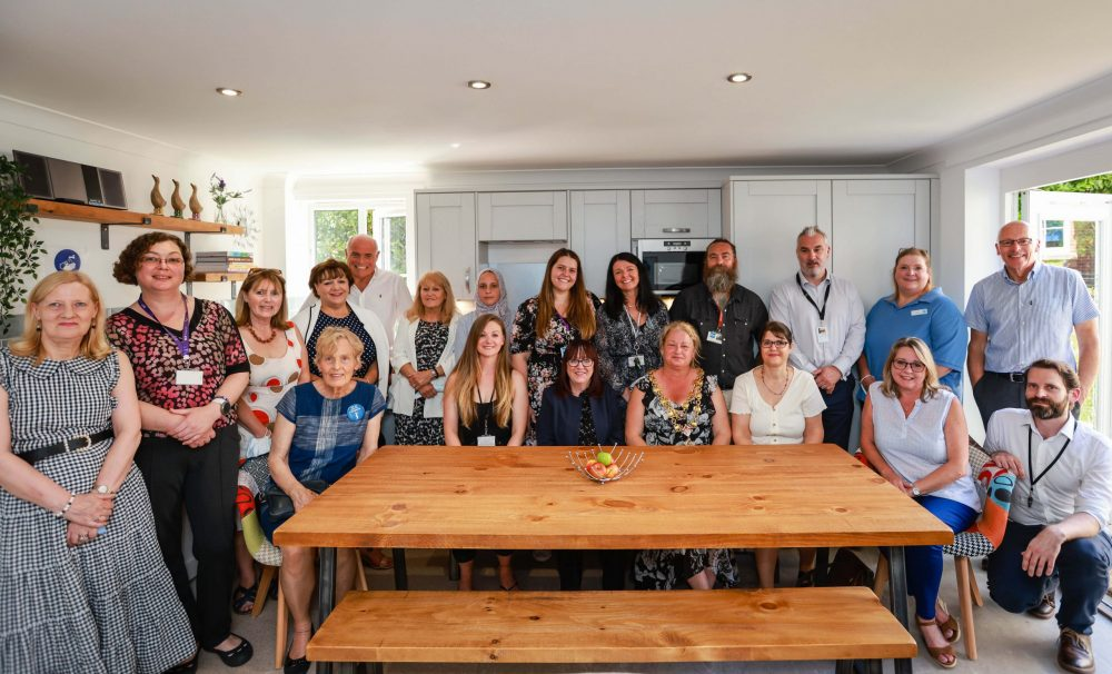 Domestic abuse charity opens new facility for survivors and their children