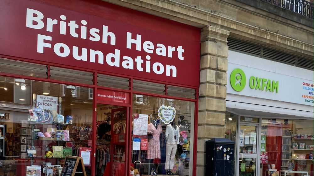Charity shops launch call for volunteers to fill gaps left by lockdown