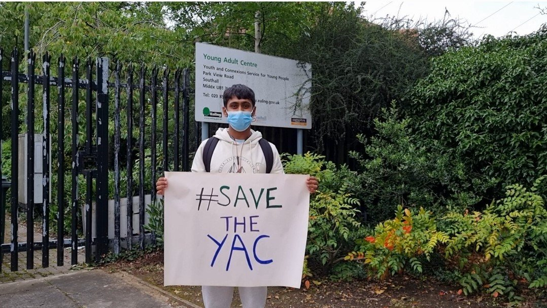 Ealing Council plans to demolish one of its most precious youth clubs