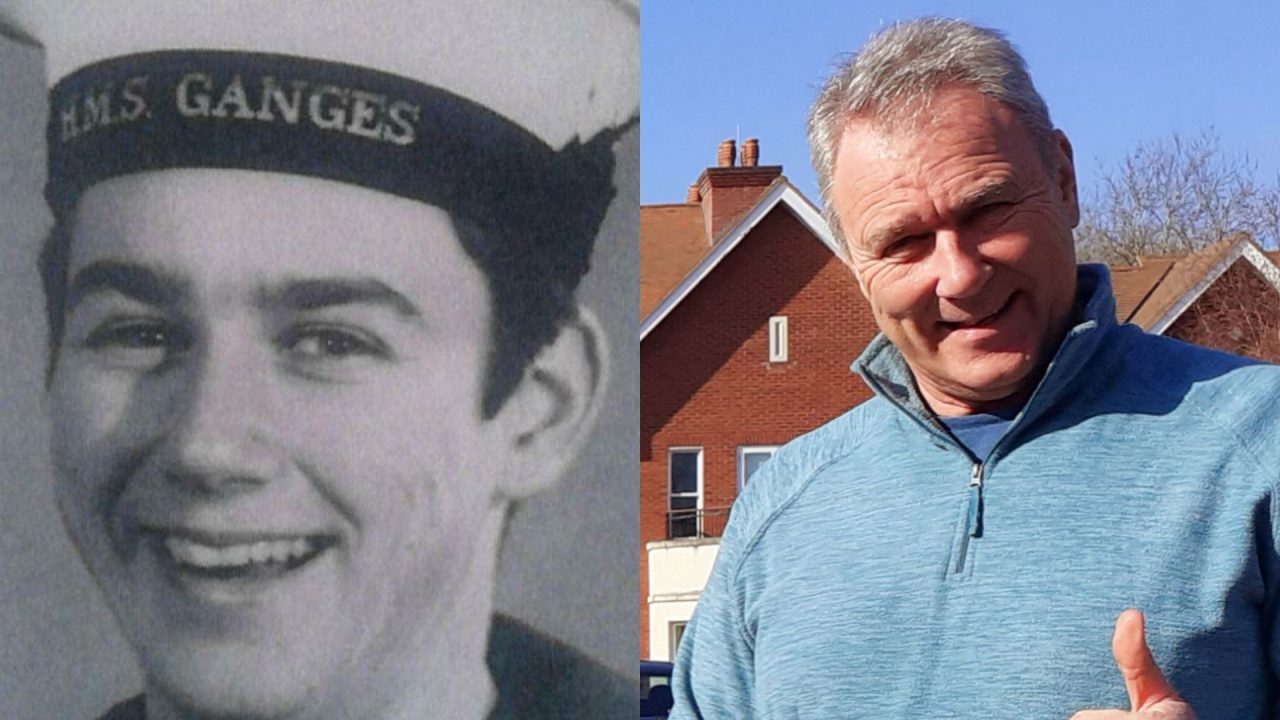 Veterans young and old swap military tales